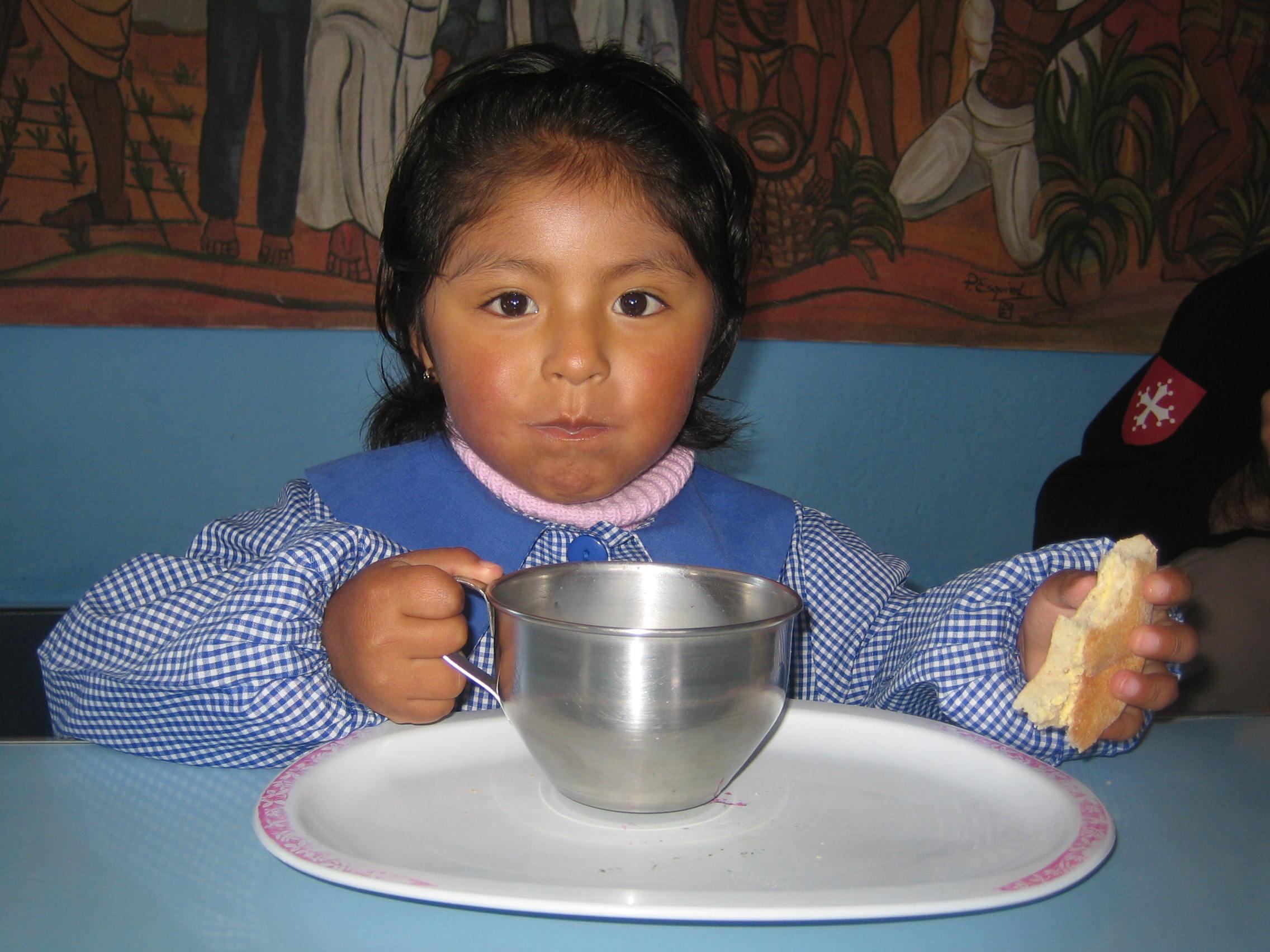 mensa perù