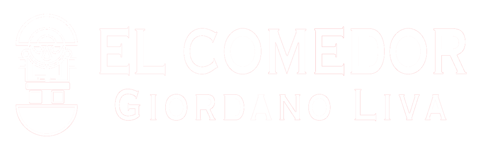 logo el comedor bianco sfondo trasparente